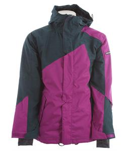 Ride Georgetown Insulated Snowboard Jacket Dark Violet