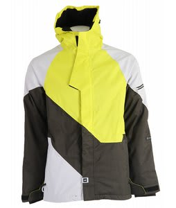 Ride Georgetown Insulated Snowboard Jacket Blackened Forest