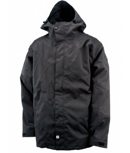 Ride Georgetown Snowboard Jacket Black