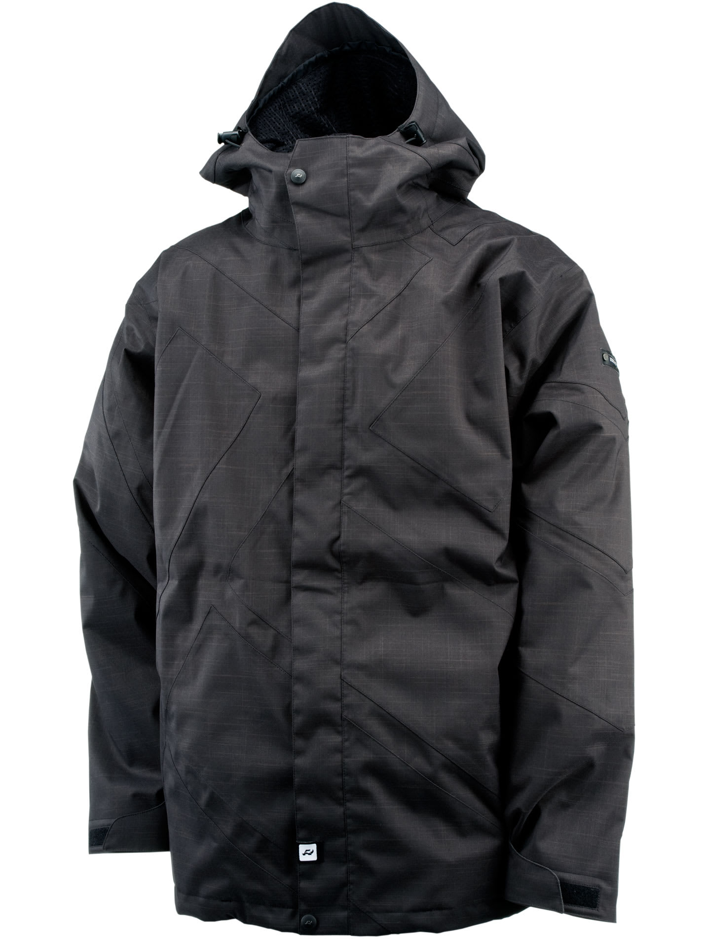 Shop for Ride Georgetown Snowboard Jacket Black - Men's