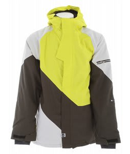 Ride Georgetown Snowboard Jacket Blackened Forest