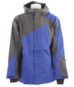 Ride Georgetown Snowboard Jacket Bright Indigo