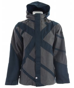 Ride Georgetown Snowboard Jacket Dark Peacock