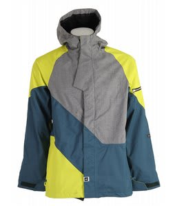 Ride Georgetown Snowboard Jacket Blue Spruce