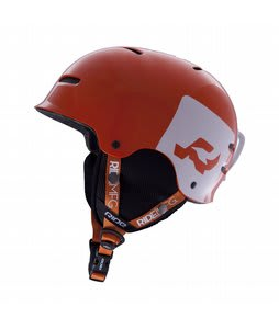 Ride Gonzo Snowboard Helmet Orange