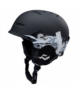 Ride Gonzo Snowboard Helmet Black