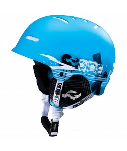 Ride Gonzo Snowboard Helmet Blue