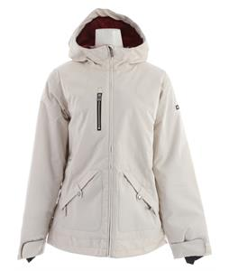 Ride Greenwood Snowboard Jacket Creme