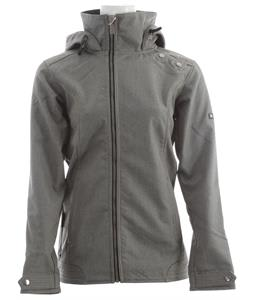 Ride Haller Gore-Tex Softshell Light Gray Denim