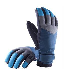 Ride Hammer Gloves Blue Marine