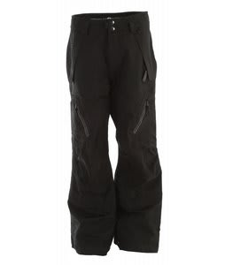 Ride Harbor Snowboard Pants Black Jacquard