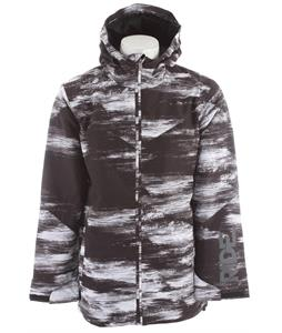 Ride Hawthorne Snowboard Jacket Chalk Print