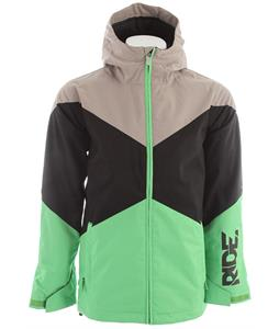 Ride Hawthorne Snowboard Jacket Green
