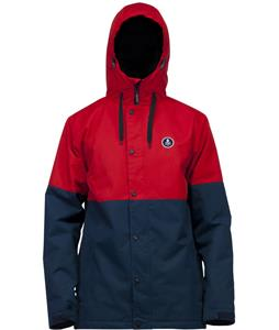 Ride Hawthorne Snowboard Jacket Red Rover