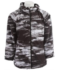 Ride Hemi Snowboard Jacket Chalk Print