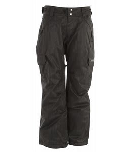 Ride Highland Insulated Snowboard Pants Charcoal Denim