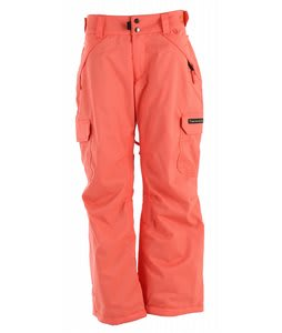 Ride Highland Insulated Snowboard Pants Coral