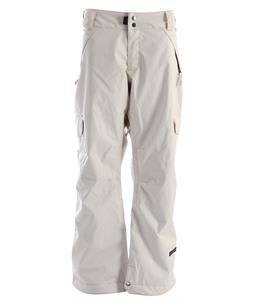 Ride Highland Insulated Snowboard Pants Creme