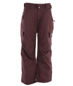 Ride Highland Insulated Snowboard Pants Deep Plum