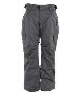 Ride Highland Insulated Snowboard Pants Lilac Denim
