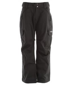 Ride Highland Insulated Snowboard Pants Black