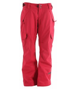 Ride Highland Insulated Snowboard Pants Sangria