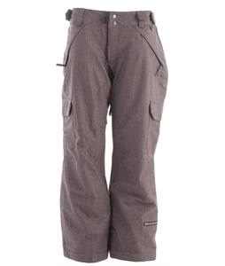 Ride Highland Insulated Snowboard Pants Vamp Denim