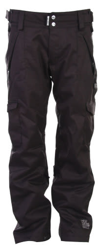 Ride Highland Snowboard Pants Black