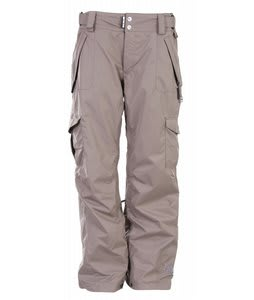 Ride Highland Snowboard Pants Charcoal