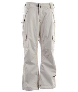Ride Highland Snowboard Pants Creme