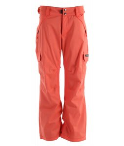 Ride Highland Snowboard Pants Coral