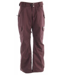 Ride Highland Snowboard Pants Deep Plum
