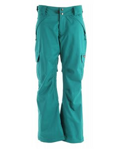 Ride Highland Snowboard Pants Dark Jade
