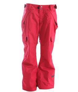Ride Highland Snowboard Pants Sangria