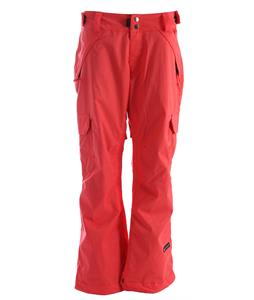 Ride Leschi Snowboard Pants Strawberry Slub