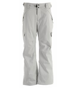 Ride Highland Snowboard Pants White Ice