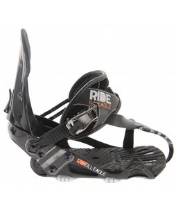 Ride Ill Eagle Contraband Snowboard Bindings Black
