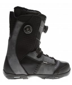 Ride Insano Focus BOA Snowboard Boots Black