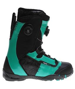 Ride Insano Focus BOA Snowboard Boots Green