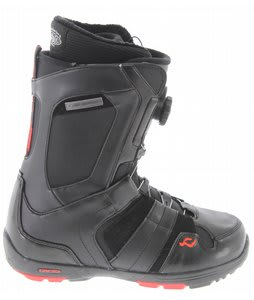 Ride Jackson BOA Coiler Snowboard Boots Black