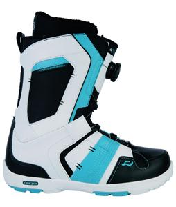 Ride Jackson BOA Coiler Snowboard Boots White