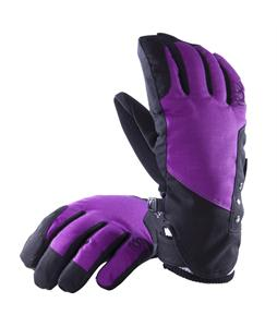 Ride Jules Gloves Dark Violet/Black