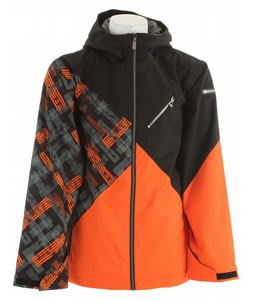 Ride Kent Snowboard Jacket Black