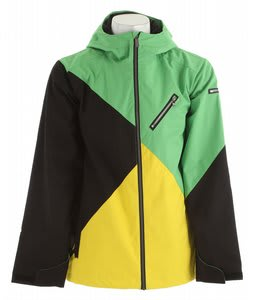 Ride Kent Snowboard Jacket Green