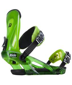 Ride KX Snowboard Bindings Lime