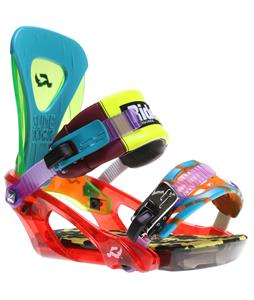 Ride KX Snowboard Bindings More Fun