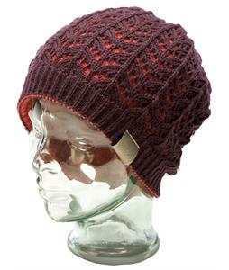 Ride Lacey Reversible Beanie Dark Plum