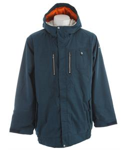 Ride Laurelhurst Snowboard Jacket Blue Marine