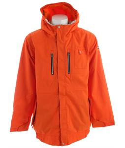 Ride Laurelhurst Snowboard Jacket Dark Orange