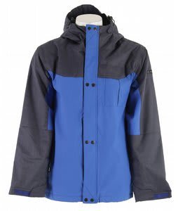 Ride Laurelhurst Insulated Snowboard Jacket Electric Blue